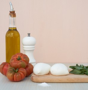 ingredientes_receta_tomate_mozzarella